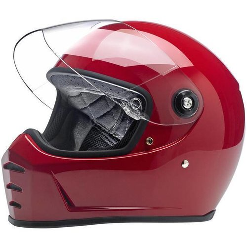 Biltwell Lane Splitter - Gloss Blood Red