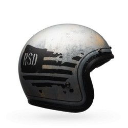 Casque Custom 500 AS RSD 74 Noir/Argenté