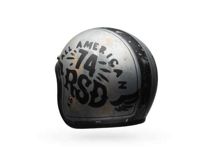 Bell Bell Custom 500 AS RSD 74 Black / Silver