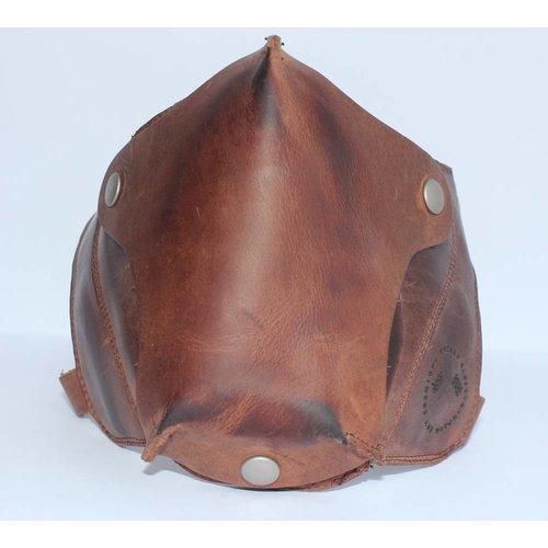 Chopper Masker Leder - Vintage