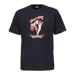 T-Shirt Helendale - Pin Up noir
