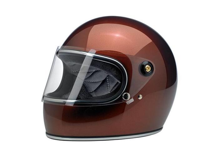 Biltwell Gringo S Helm Bourbon Metallic