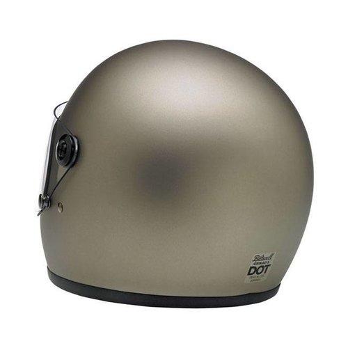 Biltwell Gringo S Helmet Flat Titanium