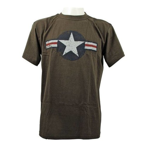 Air Force Stars & Bars Shirt