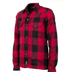 Holzfäller Motorrad Shirt / Jacke