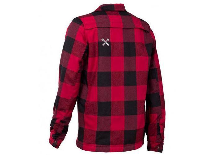 John Doe Lumberjack Kevlar Shirt / Jas