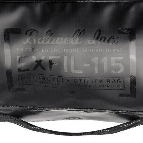 Biltwell EXFIL-115 TAS - ZWART