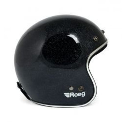 Roeg Jett Helm Megaflake Zwart