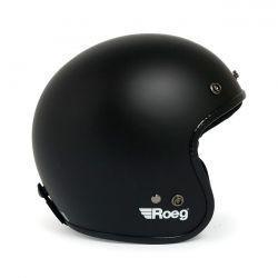 Jett Helm matt schwarz
