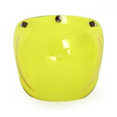 "Roeg Visière jaune type ""Bulle"""