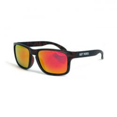 Roeg Billy shades Brown Polarized