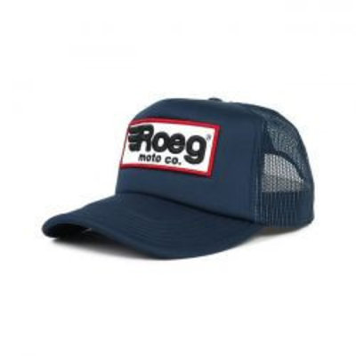 Roeg Frank trucker Blue
