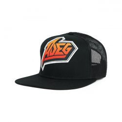 7 TEES cap Black