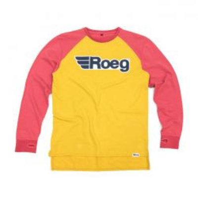 Roeg Ricky jersey Yellow