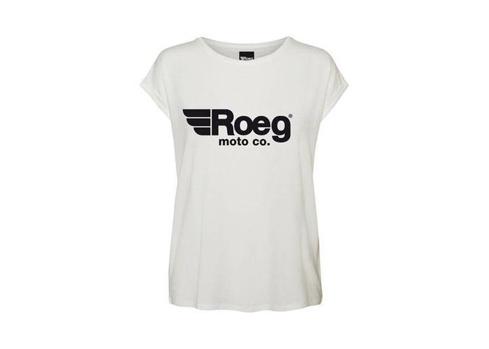 Roeg OG TEE Dames T-shirt wit