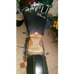 VERKOCHT: Harley Hardtail 1980 met evo motor 22000km