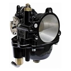 Performance Super E Carburetor (7% extra Flow) - BLACK