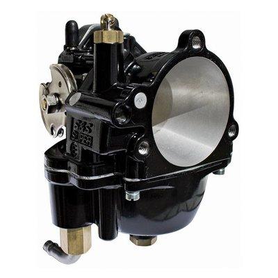 S&S Performance Super E Carburateur (7% extra Flow)  - ZWART