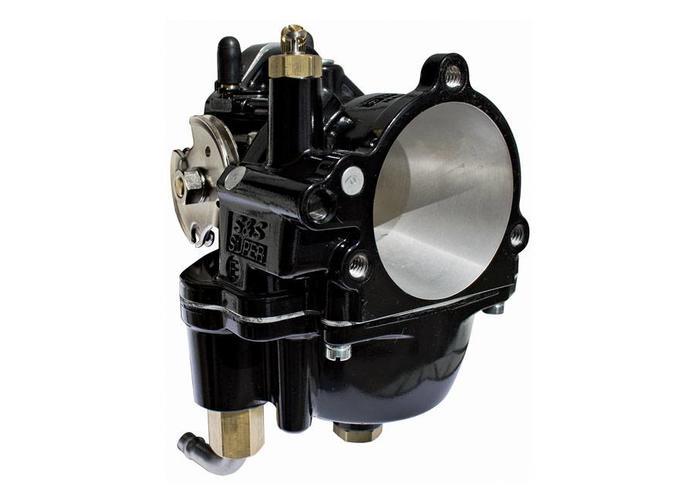 S&S Performance Super G Carburateur (7% extra Flow)  - ZWART