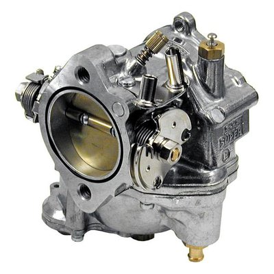 S&S Performance Super E Carburateur (7% extra Flow)  Alu