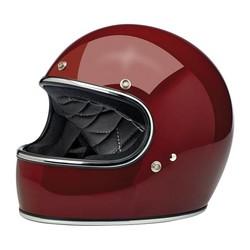 Gringo Helmet Gloss Garnet ECE Approved