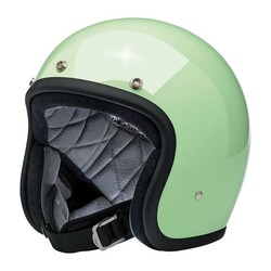 Bonanza 3/4 Open Face Helmet Gloss Mint