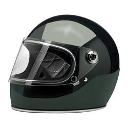 Gringo S Helmet  Gloss Sierra Green ECE Approved