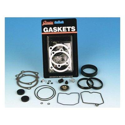 James Gaskets Kit de joints pour carburateur CV