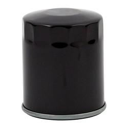 SPIN-ON OIL FILTER, MAGNETIC - BLACK