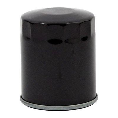 MCS Filtre à huile magnétique à visser - Noir