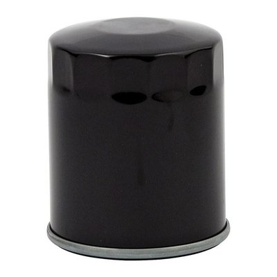 MCS SPIN-ON OIL FILTER, MAGNETIC - BLACK
