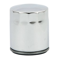 Oil filter Chrome (magnetic) Harley 1999 FLST; 99-17 / TC17-20 M8