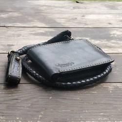 Portemonnee Zwart Lucille