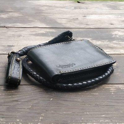 Trip Machine Wallet Black Lucille