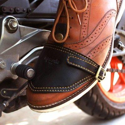 Trip Machine Shoe Protector - Black