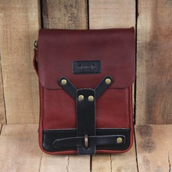 Thigh Bag - Cherry Red