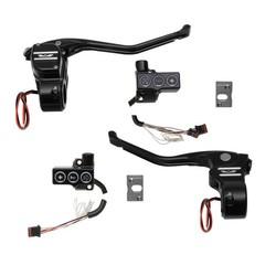 RR90 Kit de leviers mécaniques noir mat