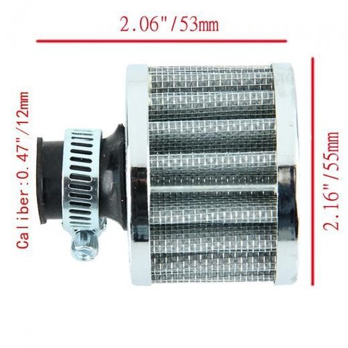 MCU 12MM Motorentlüftungsfilter