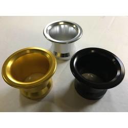 50MM Trompettes d'admission en aluminium (couleur au choix)