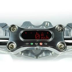MSM Metric Handle Bar Top Clamp 22mm Poliert