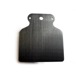 MSM Mounting Bracket A Black Anodized
