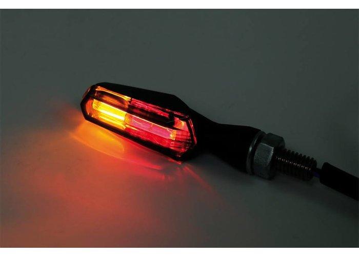 Shin Yo LED Scuro Knipper & Achterlicht Combinatie