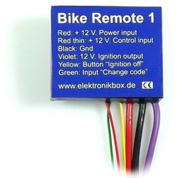 Bike Remote 1 - Bluetooth Schakelaar