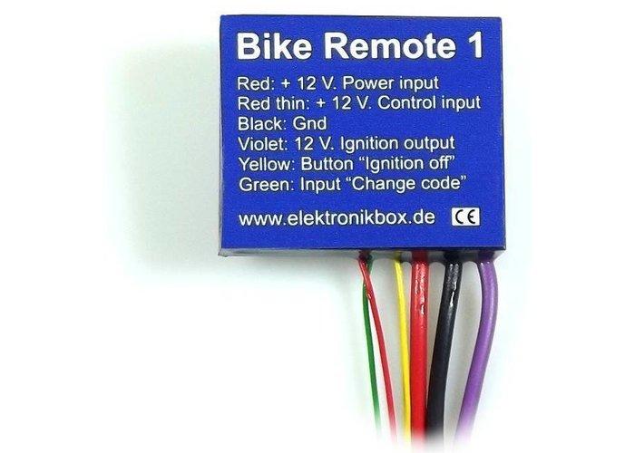 Bike Remote 1 - Bluetooth Schakelaar