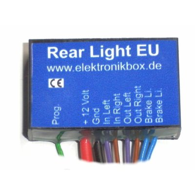 Rear Light EU