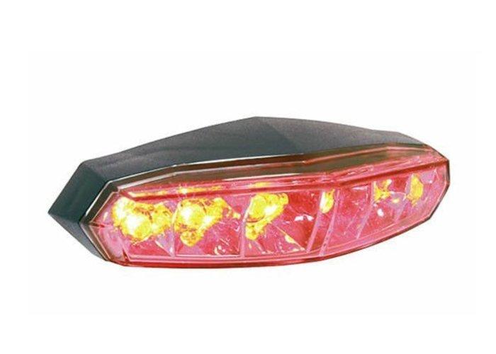 KOSO LED taillight Mini (clear lens)