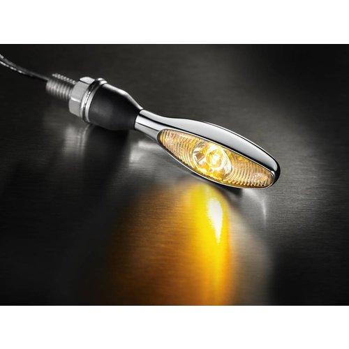 Kellermann micro 1000 LED helder Chrome