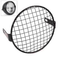 160MM Headlight Cover - Black