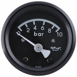 Oliedrukmeter 48MM