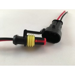 Universal Connector 2 Pins